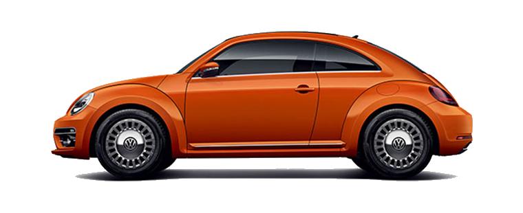甲壳虫乐动橙版